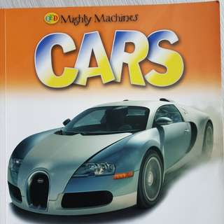Mighty Machines - Cars