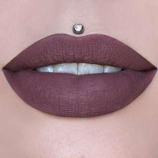 Human Nature Jeffree Star Velour Liquid Lipstick Holiday Glitter Collection
