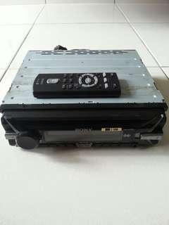 Sony CDX G1151U CD USB