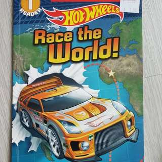Hot Wheels - Race the world