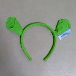 Shrek Headband