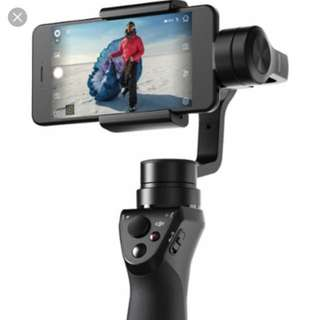 Dji osmo mobile brand new