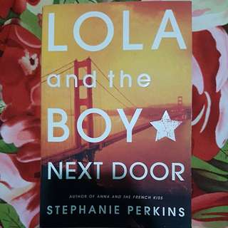 Lola and the Boy Next Door - Stephanie Perkins (English Version)