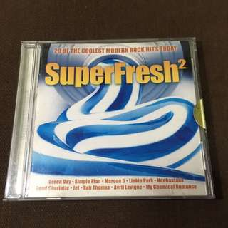 SuperFresh2 (Compilation)