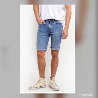 Topman Skinny Short