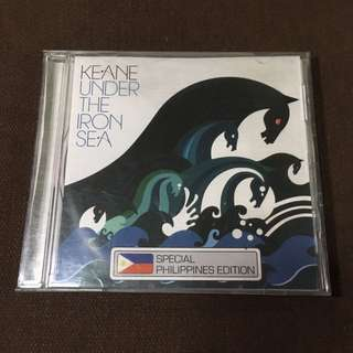 Keane - Under the Iron Sea (Special PH Edition)