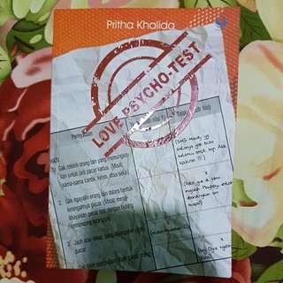 Love Psycho Test - Pritha Khalida