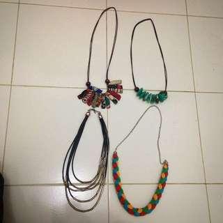 Kalung Batik take all 30rb