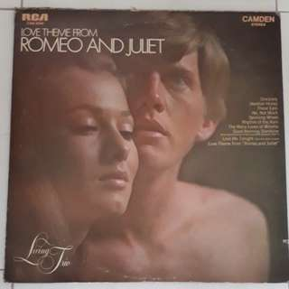 Love Theme From Romeo And Juliet Vinyl LP Record