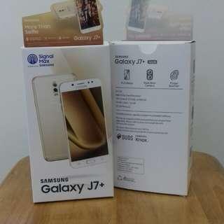 Samsung galaxy j7+ cicilan murah