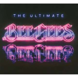 Bee Gees The Ultimate Bee Gees double cd