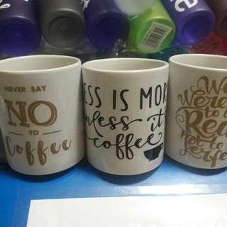 personalized and statement mugs