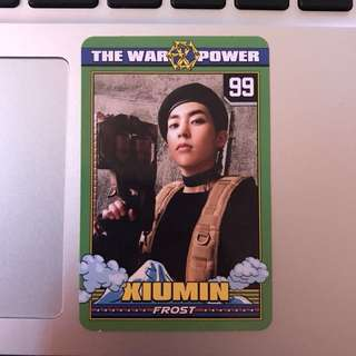 EXO TPOM XIUMIN OFFICIAL PC