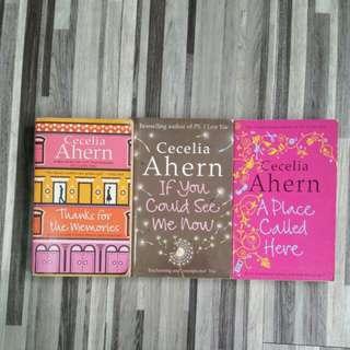 Cecelia Ahern Books