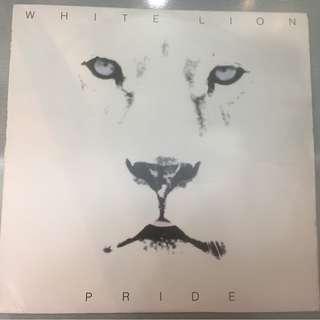 White Lion – Pride, Vinyl LP, Atlantic – 7 81768-1, 1987, USA