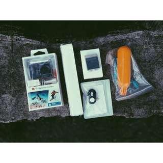 Original Xiaomi Xiaoyi Yi Lite International Set Action Camera With Warranty 1 Year