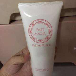 Japanese Bust Enhancement- Volume Up Gel- 200G. Fast Magic
