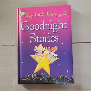 My Little Book of Goodnight Stories #hello2018