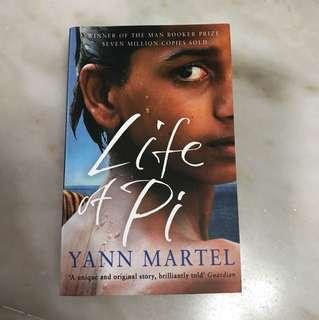 Life of a Pi, Yann Martel
