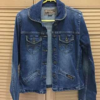 Jaket jeans lois spain