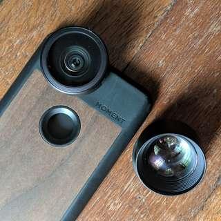 Google Moment Case and Lens Bundle (Tele + Fisheye)