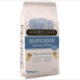 Golden Eagle Hypoallergenic Salmon Formula - $160.00 with repack & free delivery