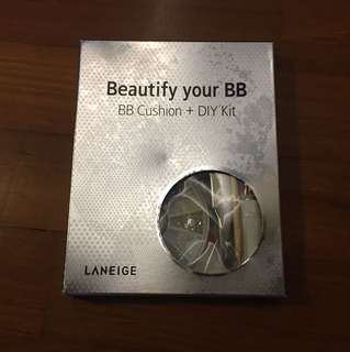Laneige BB cushion beautify kit
