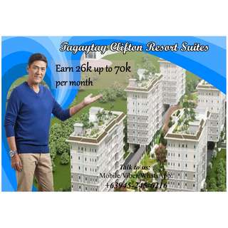 Bossing Vic Sotto Property Investment in Tagaytay