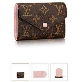 Louis Vuitton LV 短身銀包