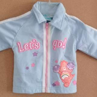 Care Bears Jacket for 12mos old