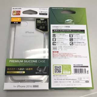 全新日本製 $29!  Apple iPhone 8-8 case  電話手機殼