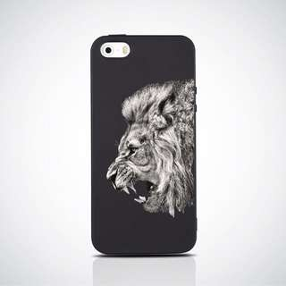 Lion Case for iPhone