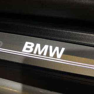 BMW F20 F30 LED Door Sill