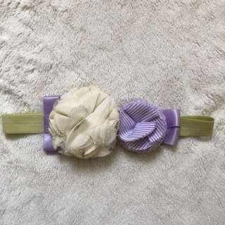Spinkie Baby Headband (0-12mos) (E)