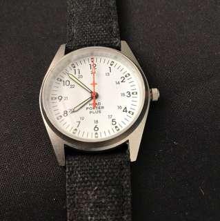 全新Head Porter Plus 手錶一隻