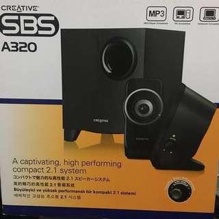 Original Creative A320 Speaker