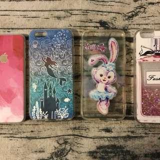 Iphone6s/7s手機殼三個,一個20元包郵