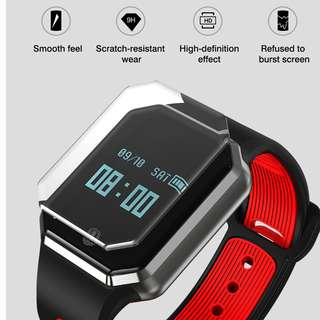 Multifunctional Sport Smart Wrist Watch Bluetooth Health Monitor Watch For Smart Phone
