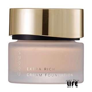 SUQQU Extra rich cream foundation