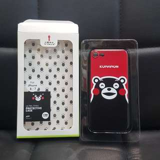 Iphone 7/8 Kumamon ultra-thin保護殼