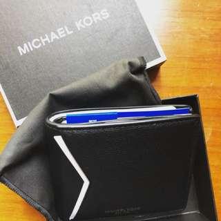100% New Michaek Kors Identity Protection Wallet