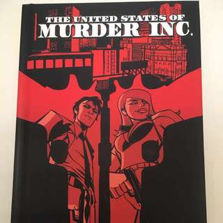 The United States of Murder Inc. | ICON | Vol. 1 : TRUTH