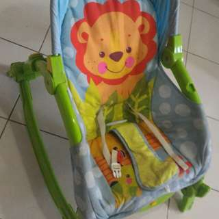 Baby Throne Baby Bouncer