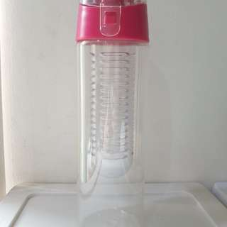 Plastic Bottle for Infused Water