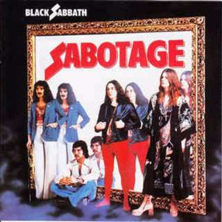 Black Sabbath Sabotage cd
