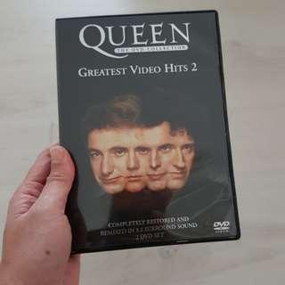 Queen video hits ( 2 disc )