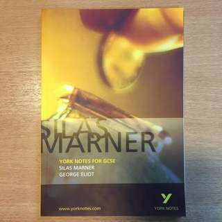 Silas Marner York Notes for GCSE