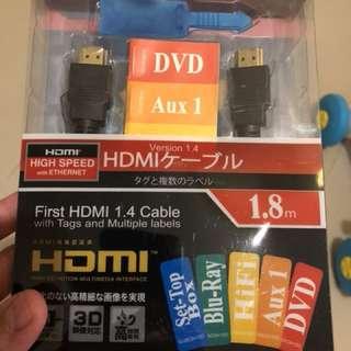 GrandaZ HDMI 1.4 線
