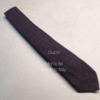 Gucci men's tie