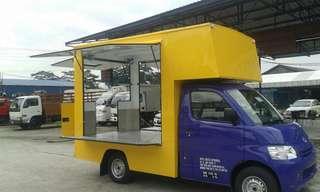 Daihatsu Mobile kitchen